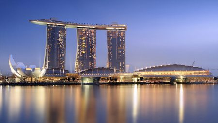Marina Bay Sands' Expo & Convention Centre