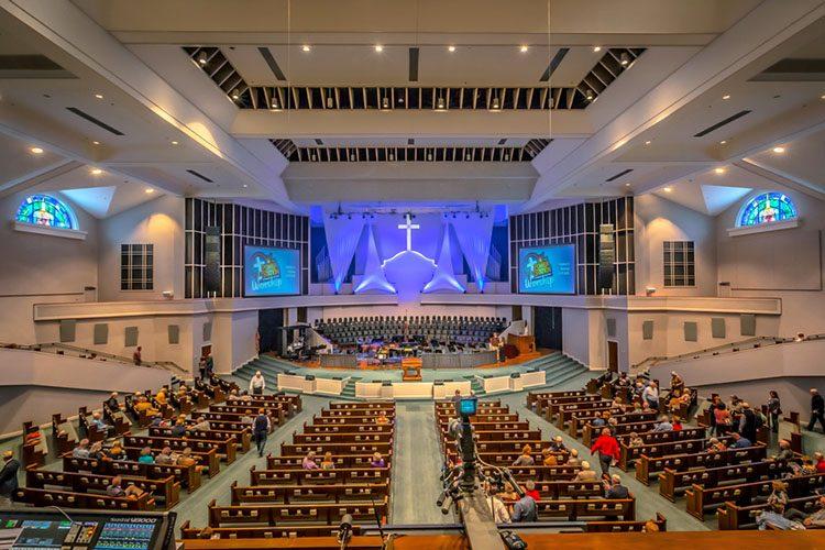 First Baptist Church Hendersonville