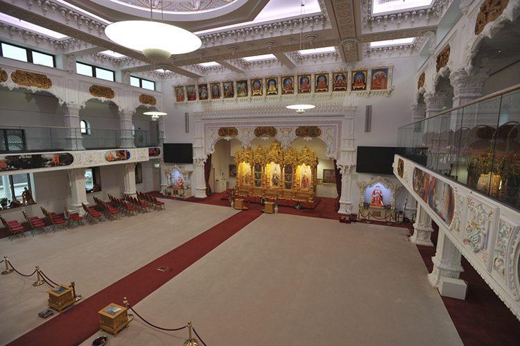 Shree Swaminarayan Mandir Kingsbury