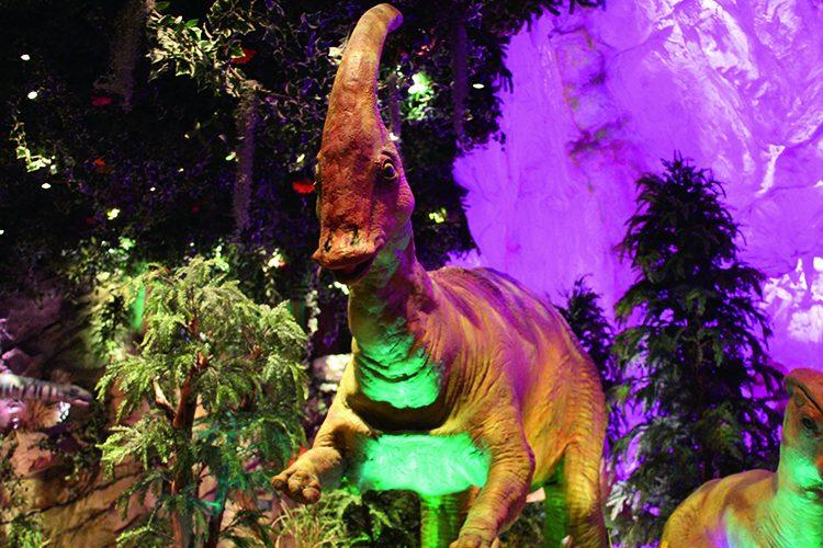T-Rex Café at Disney Springs