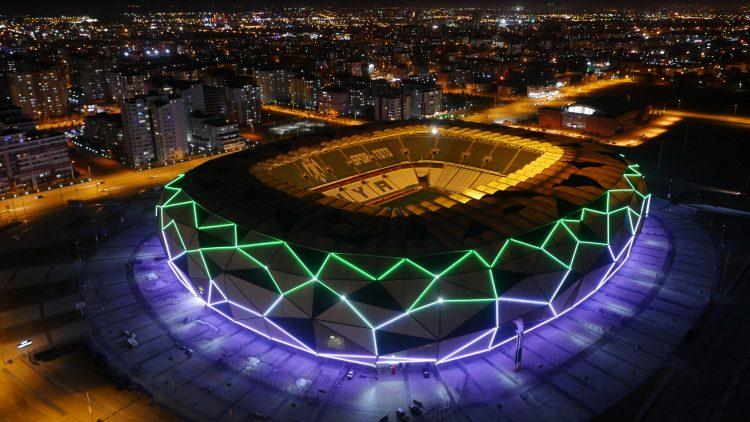 Konya Büyükşehir Stadium