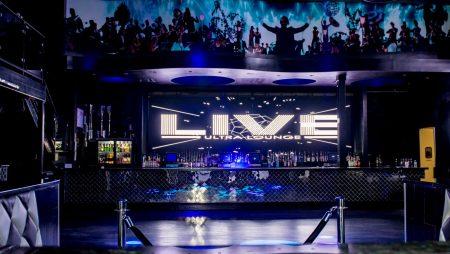 LIVE Ultra Lounge