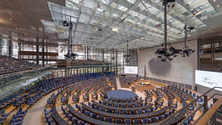 World Conference Center Bonn – WorldCCBonn Plenary Saal