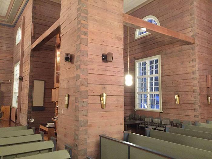 Maaninka Church