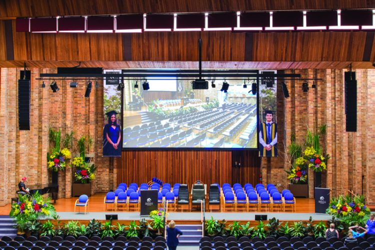 University of Newcastle's Great Hall
