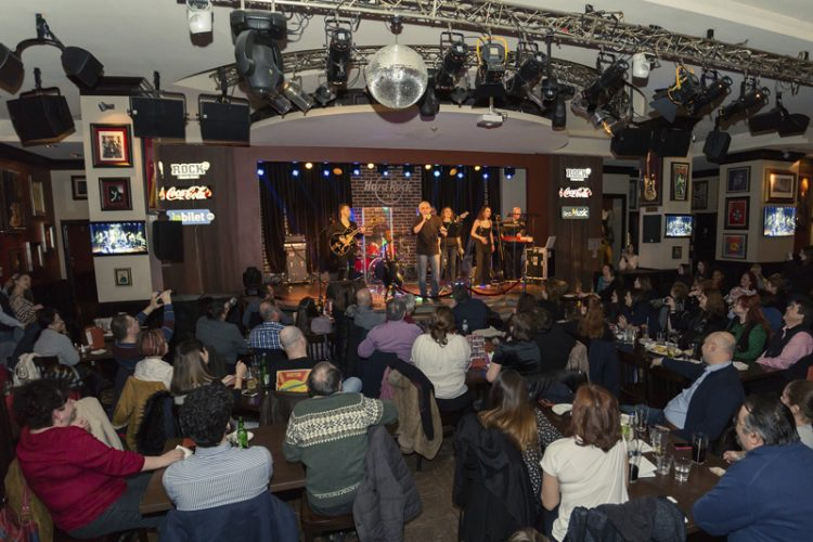 Hard Rock Café Bucharest